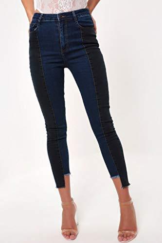 Bleu Bleu Saw Jeans It bleu First I Femme X0SwdqAA