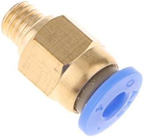 perfk プリンターのためのPTFEの管のBowdenに合っているプッシュフィットの空気のカップリングのカプラー