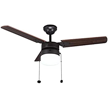 Montgomery 42 In Indoor Oil Rubbed Bronze Ceiling Fan