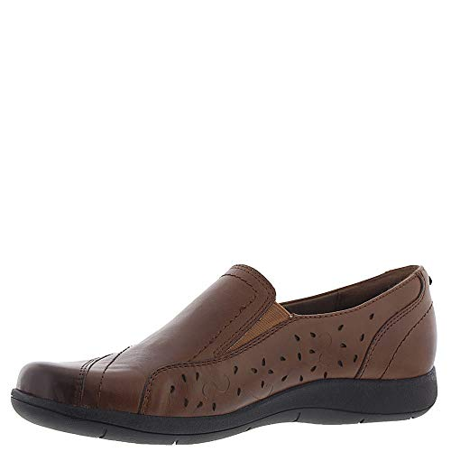Slip Almond Loafer on Rockport Women's Daisey Flat fTWqH1Z7p