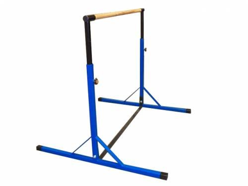 Team Sports Best Choice -Gymnastics Pro-Deluxe High Bar -Blue Paint (mat not Included) by Team Sports (Image #2)