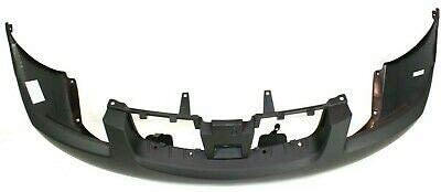 Primed Front Bumper Cover for 2004-2006 Nissan Sentra Base GXE SE-R S XE SE LE