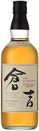 Matsui Whisky THE KURAYOSHI Pure Malt Whisky 43% - 700 ml in Giftbox