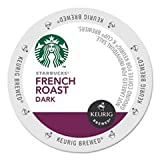 Starbucks French Roast, K-Cup for Keurig Brewers, 96 Count