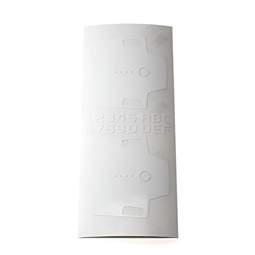 Wrapgrade Mono Skin for DJI Mavic Pro Batteries (Racing White)