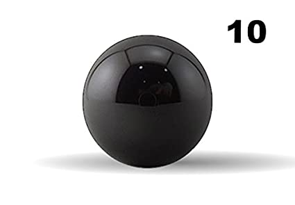 BC Precision SI3N60 Ten 3//16 G5 Precision Si3N4 Silicon Nitride Ceramic Bearing Balls