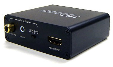 HDMI To DVI + Audio Converter Extractor ()