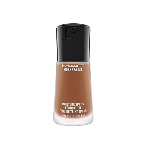 MAC Mineralize Moisture SPF 15 Foundation Broad Spectrum NC50