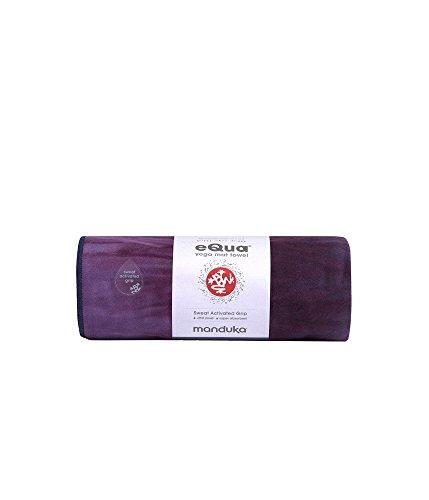 Manduka eQua Yoga Mat Towel, Induldge, 72
