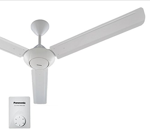 Panasonic F-M15A0 60-Inch Ceiling Fan - 2 Pack, 220 Volts (Not for USA - European Cord) by Panasonic