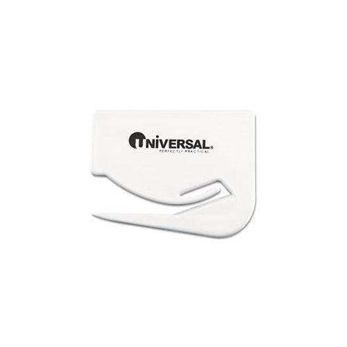 UNV31803 - Letter Slitter Hand Letter Opener w/Concealed Blade (Pack of Three)
