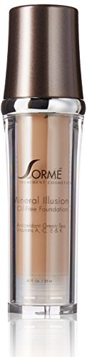 Sorme Cosmetics Mineral Illusion Foundat - Sorme Vitamins Shopping Results