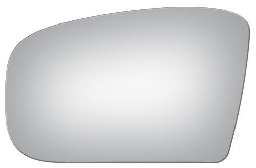 2000-2006 Mercedes Benz S500 Flat, Driver Left Side Replacement Mirror (Mercedes Benz Mirror Glass)