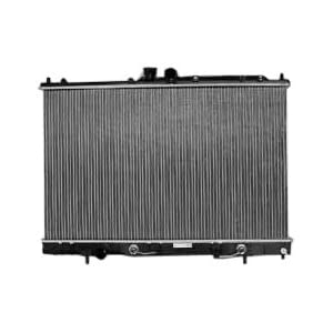 TYC 2617 Mitsubishi Outlander 1-Row Plastic Aluminum Replacement Radiator