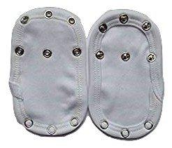 Dtailz Baby Vest/Body Extender Longitud ajustable X 2 (Pack de Variedad, 2 Snips diferentes)