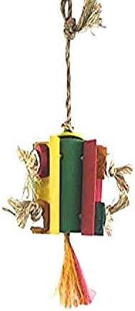 Planet Pleasures Bamboo Flower Tower Toy Small