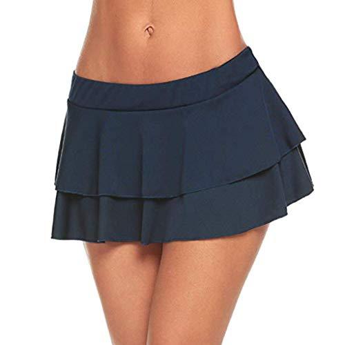 Sexy Womens Fashion Mini Skirt Club Low-Waisted Sleepwear by Cardigo (Image #7)
