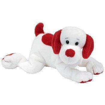 Valentines Day Beanie Baby - Ty Beanie Babies Honey-Bun - Dog