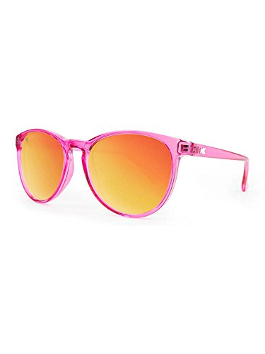 Knockaround Mai Tais Polarized Sunglasses, Candy Pink / Red - Sunglasses Knockaround Cheap