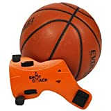 Shot Coach Basketball Shooting and Training Equipment Aid, Perfect Shot Form Every Time, Great for All Ages