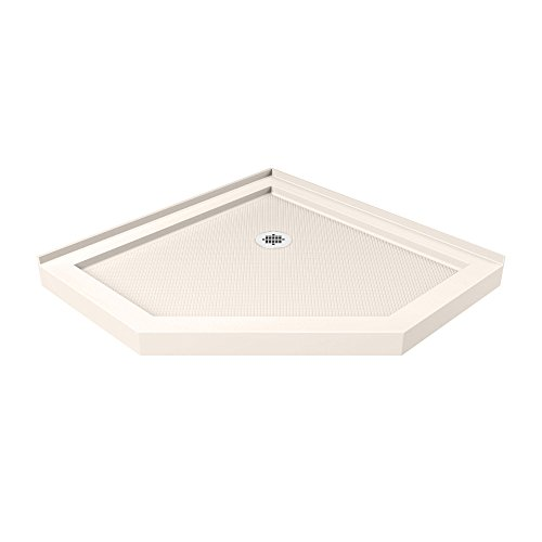 DreamLine DLT-2042420-22 Neo-Angle Shower Receptor, 42