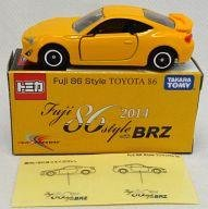 1/60 Fuji 86 Style TOYOTA 86(イエロー) 「トミカ」 富士スピードウェイ Fuji 86 Style with BRZ 2014限定の商品画像