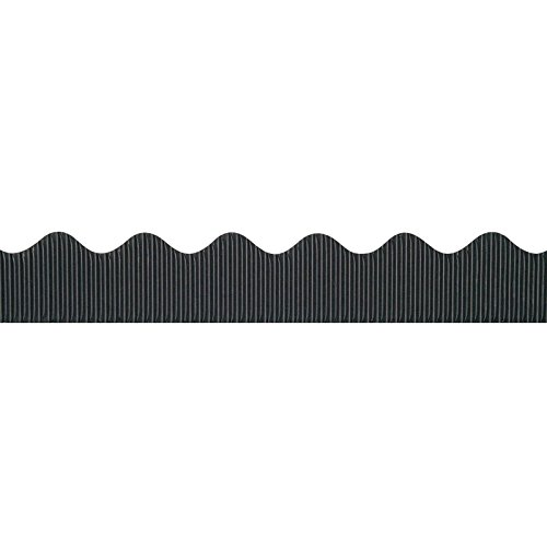 Bordette PAC37306BN Decorative Border, Black, 2-1/4