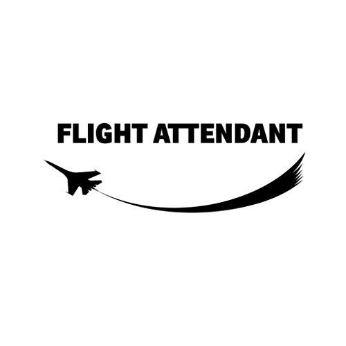flight-attendant-aviation-pilot-decal-sticker