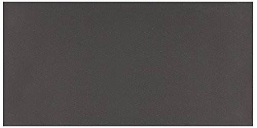 "Dal-Tile 12241T-EX05 Exhibition Tile, 12"" x 24"", Black -  Dal-Tile Inc"