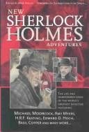 book cover of The Mammoth Book of New Sherlock Holmes Adventures