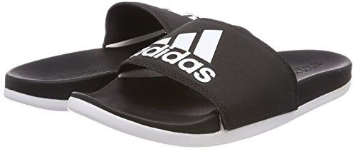 Adidas De Black Logo Piscine Noir Cf Adilette Black Plage ftwr amp; Femme Chaussures core Wht W core BqqRAr4