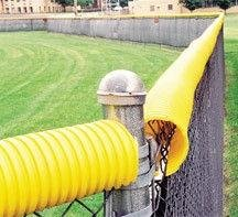 (MID-AMERICA SALES 250' Poly-Cap Fence)