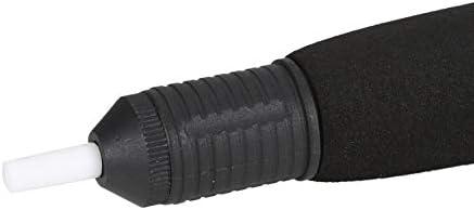 Bomba desoldadora Succi/ón Pistola de esta/ño Soldadura Sucker Extracci/ón de pluma Soldador al vac/ío Desoldador Herramientas de soldadura manual color: negro