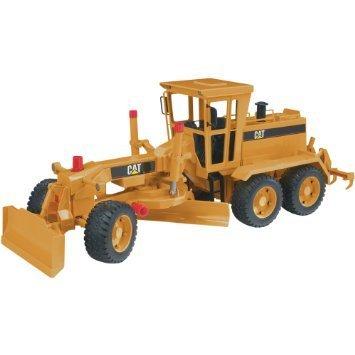 Bruder CAT Motor Grader - 1:16 Scale by Bruder Toys - Cat Motor Grader