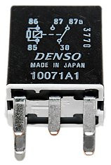 ACDelco D1780C GM Original Equipment Black Multi-Purpose Relay