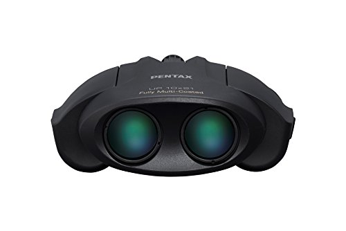 Pentax UP 10×21 black Binoculars Black