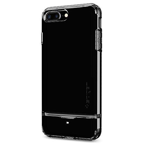 Spigen Flip Armor iPhone 7 Plus Case with Jet Black Optimized Color...