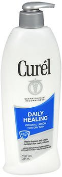 Curel Daily Healing Original Lotion For Dry Skin - 13 oz, Pack of 2