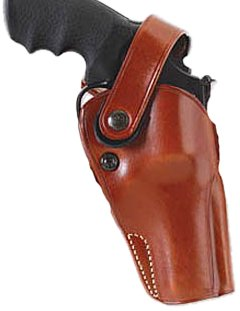 Galco Dual Action Outdoorsman Holster for Ruger Redhawk 4-Inch (Tan, Right-Hand)