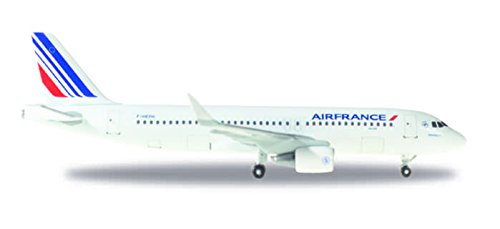 HERPA 530606 Air France Airbus A320 - F-HEPH Aircraft Model Kit, Multi-Colour