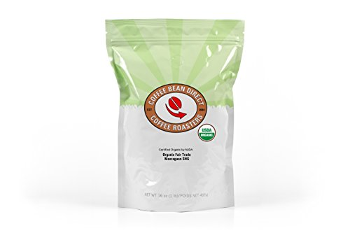 Coffee Bean Direct Nicaraguan 16 Ounce product image