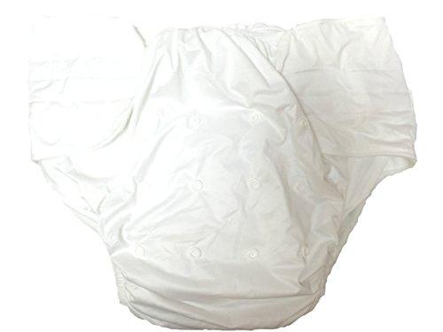 Babyland Teen / Adult Cloth Diaper White