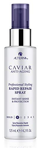 CAVIAR Anti-Aging Professional Styling Rapid Repair Shine Spray, 4.2-Ounce