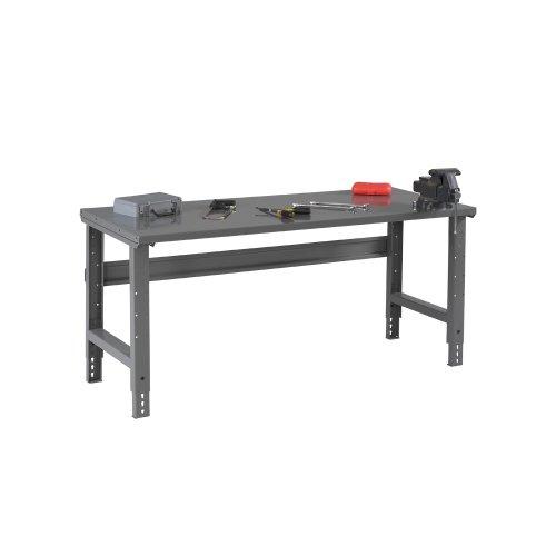- Tennsco Steel Top Workbench 72