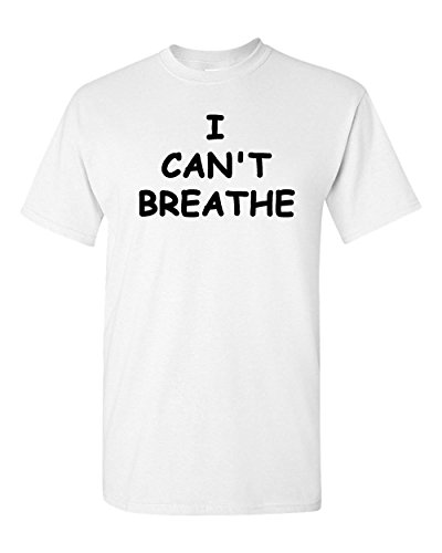 I Can't Breathe Eric Garner Protest Adult T-Shirt Tee