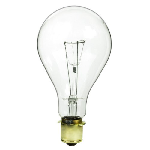 620 Watt - PS40 - Code Beacon Bulb - Clear - Mogul Base -...