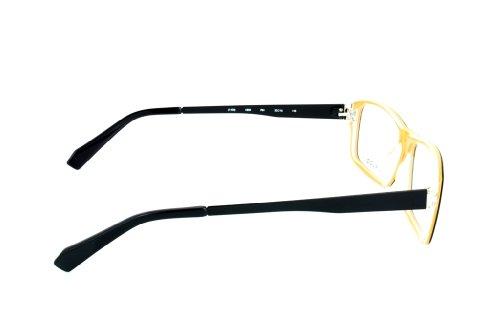 9963ad1c99 Jai Kudo Unisex - Eyeglasses - JK1830 - Orange  Amazon.co.uk  Clothing