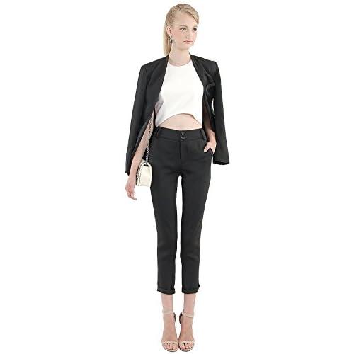 Durable Service Her Velvet Vase Womens Classic Slim Fit Tailored