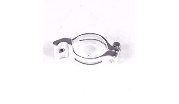 Shimano C-318 Front Derailleur Clamp Adapter 31.8mm Silver