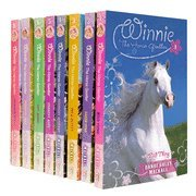 Winnie The Horse Gentler (8 Volume Set) (Volumes 1-8)